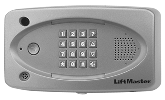 LiftMaster Gate Intercom