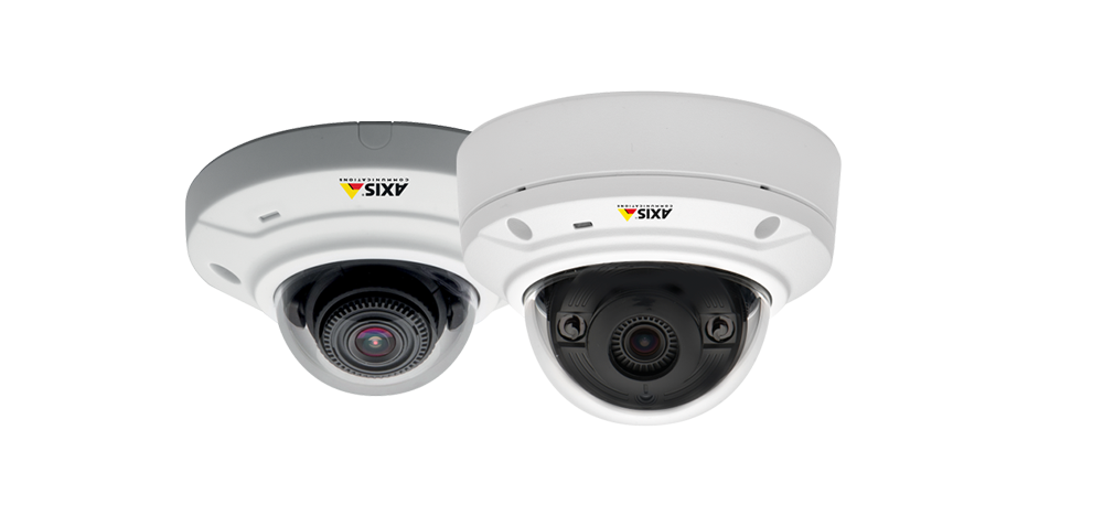 Secure-i Commercial Cameras