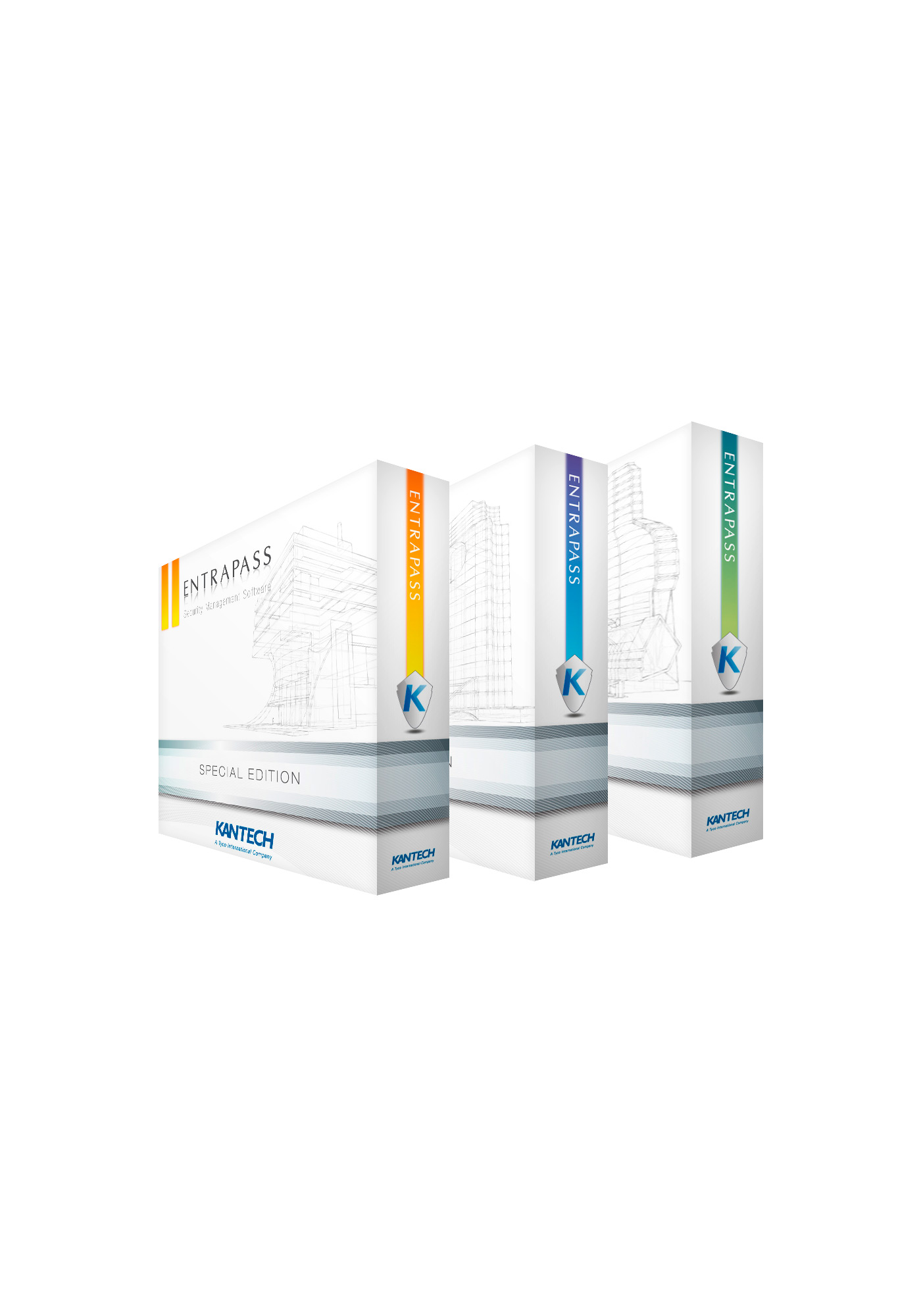 EntraPass Security Software