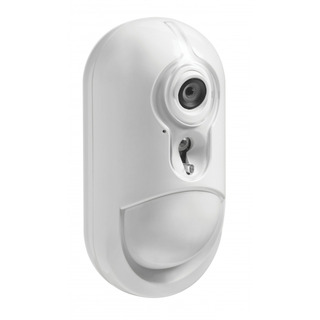 Wireless PowerG PIR Security Motion Detector with Camera