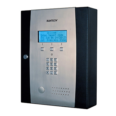 Kantech Telephone Entry System Securu